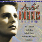 Best of Fado by Amlia Rodrigues (CD, Feb-1996, BCD)
