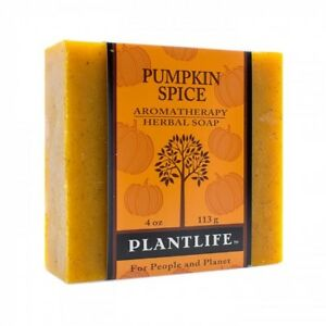 Pumpkin-Spice-4oz-Soap-Bar-by-Plantlife-An-Aromatherapy-Company-All-Natural