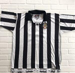 Del Piero 10 Kappa Gava Juventus Jersey Shirt Size Large Usa Ebay
