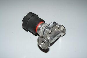Itt 12 high purity diaphragm valve sst pure flo 2155 ebay image is loading itt 1 2 034 high purity diaphragm valve ccuart Gallery