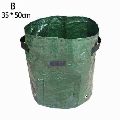 Potato Grow Container Bag Vegetable Planting Grow Bag Tools Garden O0B2