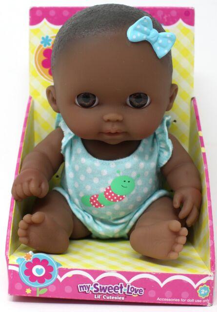 New  Berenguer Lil/' Cutesies 8.5 Vinyl Baby Doll My Sweet Love Sucky Lip HTF NEW