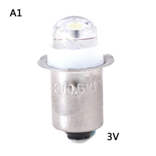P13.5S 0.5w 3v 4.5v 6v Arbeitslicht Taschenlampe Taschenlampe Ersatz LED La WS