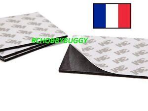 Mousse-scotch-adhesif-double-face-3M-Sticker-Pads-Auto-Rc-Deco-Brico-2-ou-3-mm