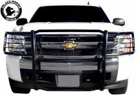 Black Horse 2014-2017 Chevy Silverado 1500 Black Grille Brush Guard 17gt27ma