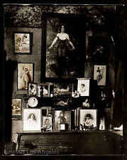 Bellocq photo of Storyville prostitute's room #12, New Orleans, 1910-1915