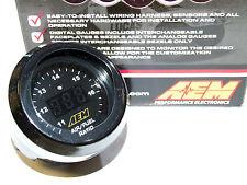 AEM Digital Wideband Air Fuel Ratio UEGO O2 Controller Gauge Kit (Bosch 4.9 LSU)