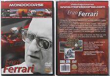 ENZO FERRARI MONDOCORSE DVD 2004 SIGILLATO  SEALED