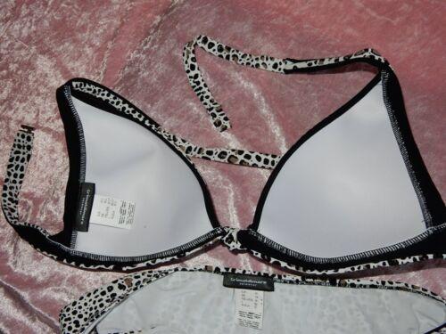 GRIMALDI MARE **Softcup Bikini** 38 40 42 44 C **Animal Print schwarz//weiß*