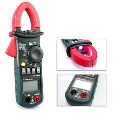 MASTECH MS2008A Digital Clamp Meter AC Current Voltage Resistance Tester