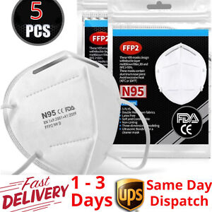 5-X-Reusable-Face-Mask-FAST-DELIVERY-FDA-CE-CERTIFIED-CANADA-amp-USA-Only