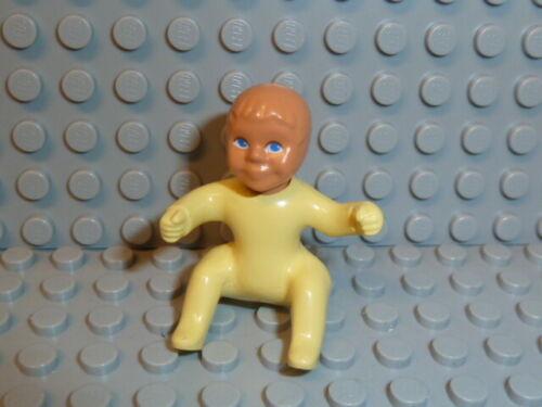 LEGO ® BELVILLE 1x personaggio BAMBINO RAGAZZO BOY belvbaby 5 Set da 5860 5890 5895 k36