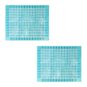 Sink-Mat-Set-of-2-PVC-Eco-friendly-Kitchen-Sink-Protector-Mat-Pad-Turquoise