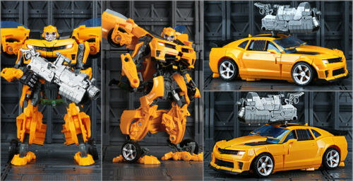 New Transformers Optimus Prime Truck Bumblebee Transformation Spielzeug Kinder