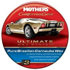 12oz 340g California Gold Pure Brazilian Carnauba Wax Paste - Mothers