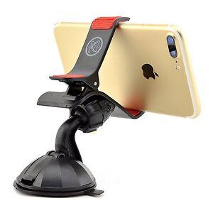 360-Soporte-Universal-Coche-Parabrisas-Tablero-Montaje-Para-GPS-PDA-Telefono-Movil