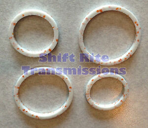 Details about 4L80E INPUT SHAFT SEALING RING KIT SOLID STATOR TRANSMISSION  CHEVY GM 4L85E MT1