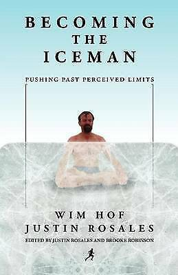 "1 of 1 - ""VERY GOOD"" Becoming the Iceman, Hof, Wim, Book"
