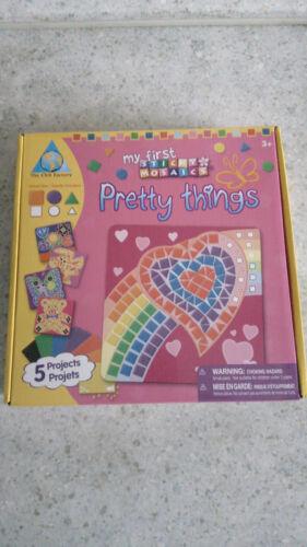 "OVP my first Sticky Mosaics /""Pretty things/"" NEU + ++"