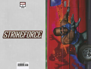 Strikeforce-1-Horn-Variant-1st-Team-Appearance-Marvel-Comic-1st-Print-2019-NM