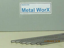 "10  MM   Steel Rod / Bar   Round 1144   GROUND & POLISHED  2  Pcs 24"" Long"
