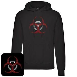 Biohazard-Symbol-Pullover-HOODIE-for-Umbrella-Enthusiasts