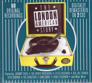 THE-LONDON-AMERICAN-STORY-1957-50-ORIGINALS-NEW-SEALED-2CD