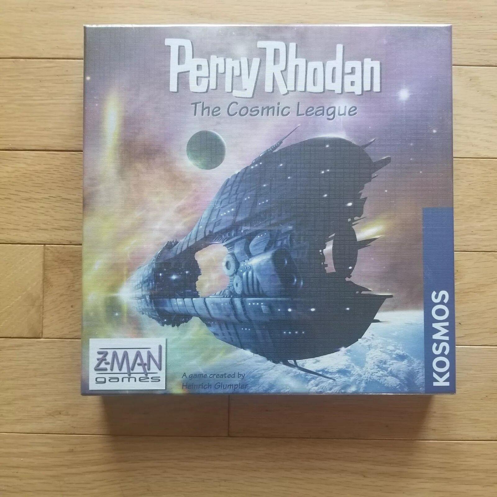 Perry Rhodan Board Game New in Shrink