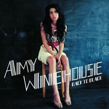 AMY WINEHOUSE - BACK TO BLACK (BRAND NEW CD)