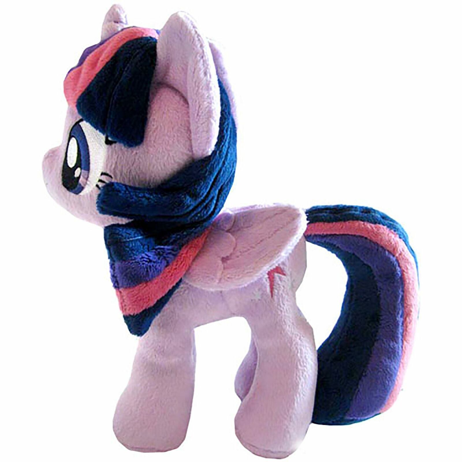 My Little Pony Pony Pony Twilight Sparkle Plush 11  4th Dimension Entertainment Small Wing fae356