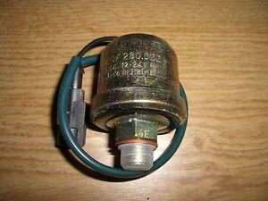 INTERRUTTORE la pressione dell/'olio oil pressure switch LANCIA DELTA INTEGRALE EVO 8v kat+16v KAT