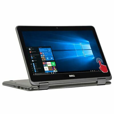 Dell Inspiron 11 3195 3000 2 In 1 Laptop 11 6 Touch Screen Amd Amd A9 9420e Ebay
