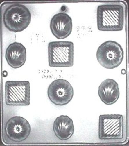 Assorted Pieces Chocolate Candy Mold Candy Making  114 NEW