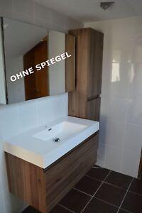 Waschtisch 100 Badezimmermobel Waschplatz Nussbaum R Badmobel