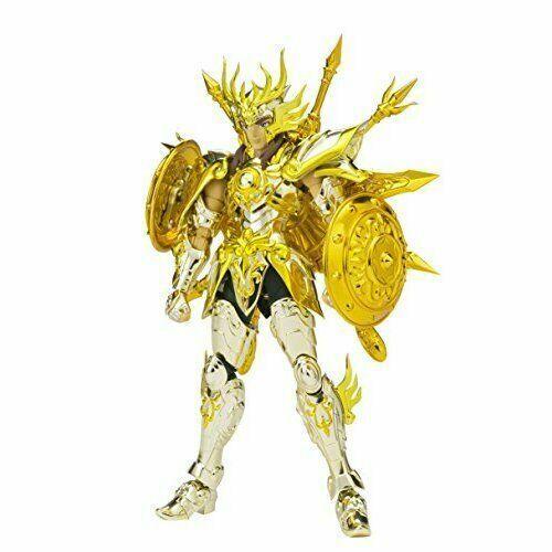 Original Color Figure Saint Seiya Myth Cloth Libra Dohko Battle Ver