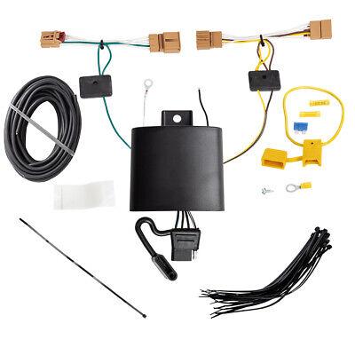 Trailer Wiring Harness Kit For 18-19 VW Volkswagen Tiguan Plug & Play T-One  NEW | eBayeBay