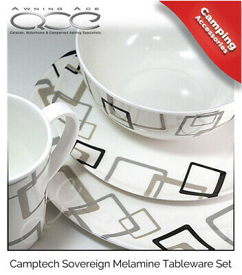 OLPro Mélamine Set 16 Pièces-OLPro Summer Time Design