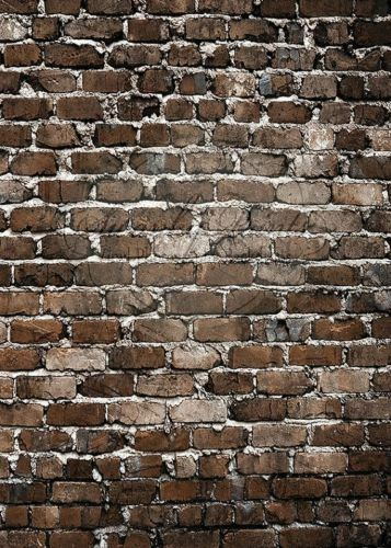 6 SHEETS EMBOSSED BUMPY BRICK stone wall 21x29cm SCALE  1/12 CODE  yy4d359o