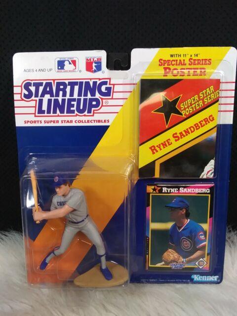 1992 Kenner Starting lineup Ryne Sandberg - Chicago Cubs