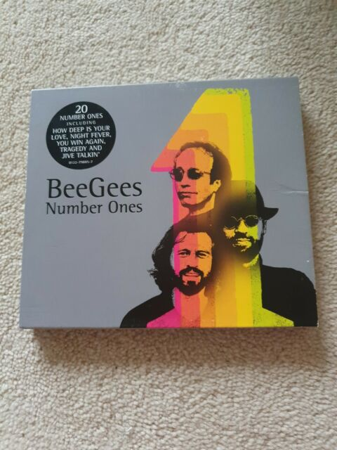 Bee Gees - Number Ones - Bee Gees CD CEVG The Cheap Fast Free Post The Cheap