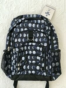 Pottery Barn Pb Teen Gear Up Backpack Moon Phases Space No