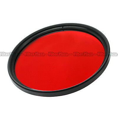 67mm Red Color Conversion filter Lens For Canon Nikon Sony Olympus Pentax DSLR