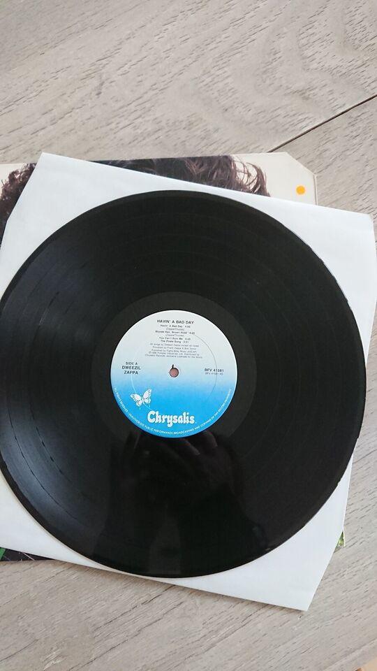 LP, Dweezil Zappa, Havin 'a bad Day