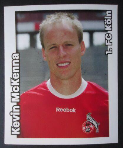 Panini 311 Fussball BL 2008//09 Kevin McKenna 1 FC Köln