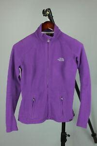 THE-NORTH-FACE-POLARTEC-Women-SMALL-Raglan-Sleeve-Polyester-Fleece-Jumper-RS8469