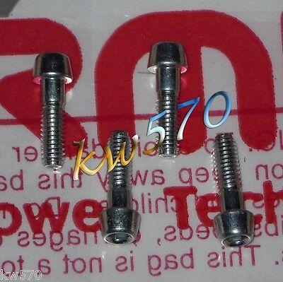 Formula 2 Screws Titanium//Titanium X Fasten Collar//Clamp R1//R1r//T1//RO