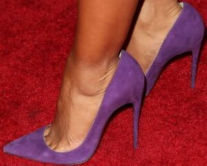 info for b479a b9647 Details about Christian Louboutin So Kate 120 Suede Pumps 36 $775