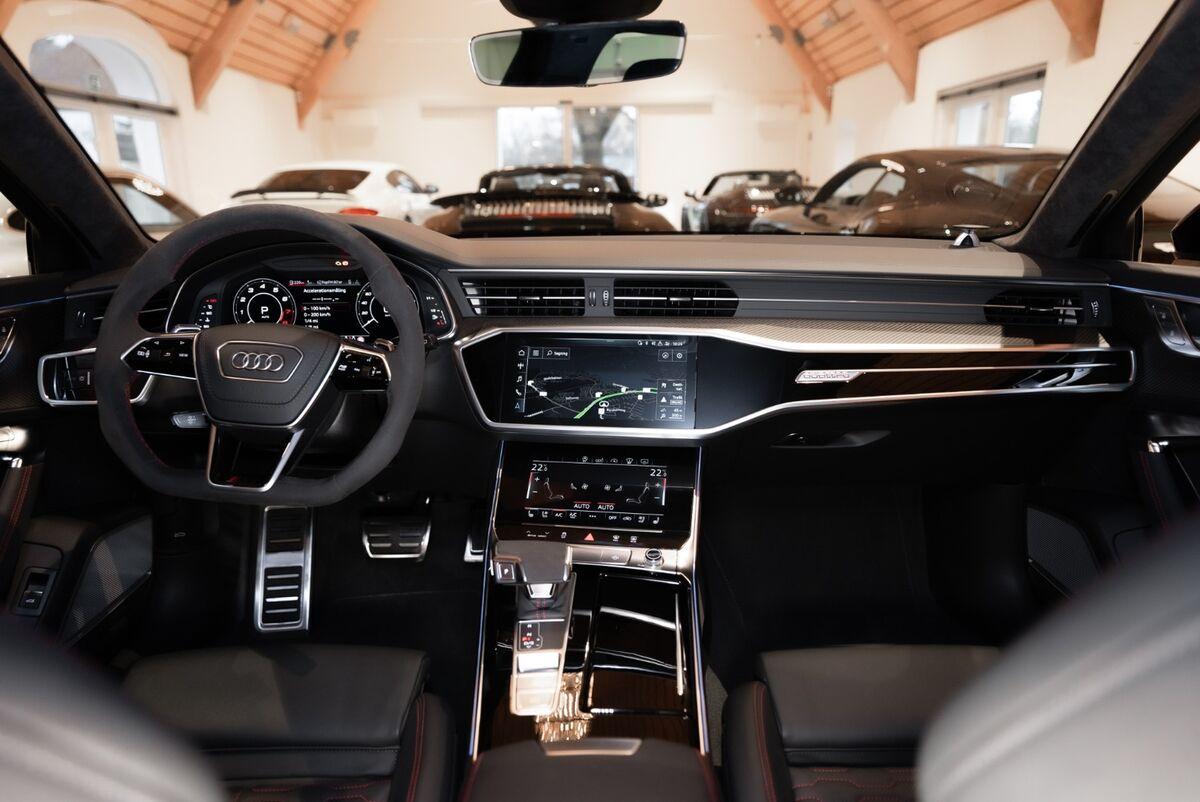 Audi RS6 TFSi Avant quattro Tiptr.