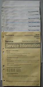 Philips-RDN-RDR-RN-RR-Laufwerkmechanik-Service-Manual-inkl-Erweiterungen