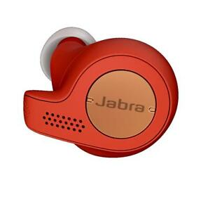Jabra Elite Active 65t Copper Red Replacement Earbud Left Earbud Only Ebay
